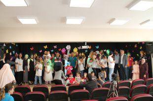 Cihatlı Özel Eğitim Okulundan Engelliler Haftası Etkinliği