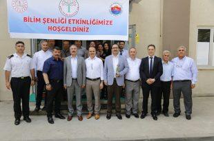 Hisar Anadolu Lisesi Bilim Festivali