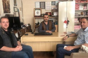 Basın ve Halkla İlişkiler Müdüründen Gündem Medya'ya Ziyaret