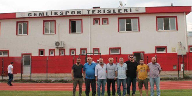 Gemlikspor Antrenör Mustafa Sarı ile Anlaştı