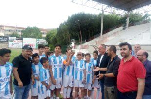 Elit Lig Şampiyonu Gemlik Belediyespor