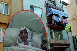 Hasta Kadın Elektrik ve Susuz Kaldı