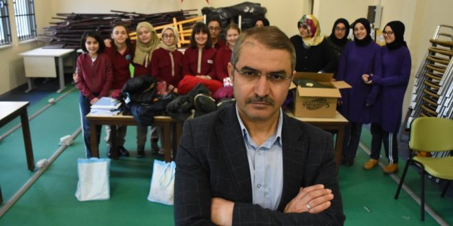 Gemlik Özdilek İmam Hatip Okulu Müdürü Hayırda Yarışın Dedi..