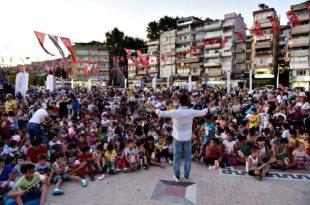 Gemlik'te 4. Borusan çocuk festivali heyecanı