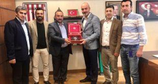 Giresunlulardan Ankara Çıkarması