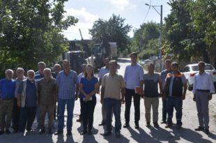 Gemlik Belediyesi'nden Köylere Hizmet Atağı