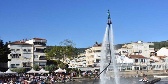 Kabotaj Bayramı etkinlikleri Kumla'da devam etti