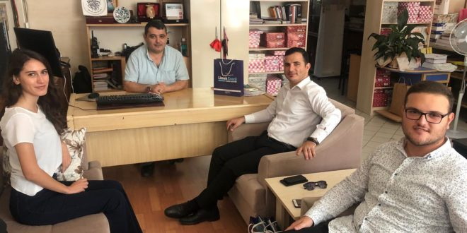 Limak Enerji 'den Gazetemize Ziyaret