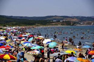 Gemlik ve Bursa plajlarında son durum
