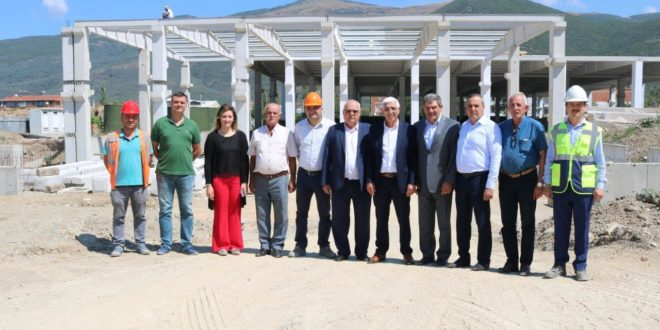 Zeytinin başkenti Gemlik'e 18 milyonluk yatırım