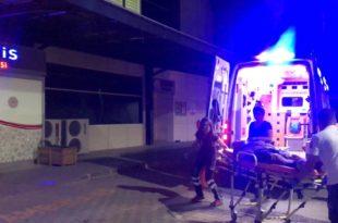 Gemlik'te Uzman Çavuş Bıçakla Yaralandı