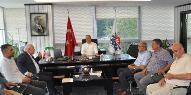 GTSO'dan Zeytin Festivali'ne destek sözü