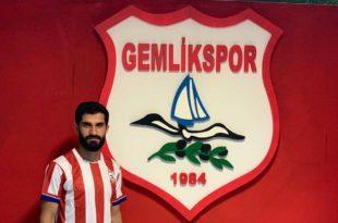 Murat Ak'da Gemlikspor Dedi