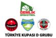Gemlik Basketbolun Türkiye Kupasındaki Rakipleri Belli Oldu