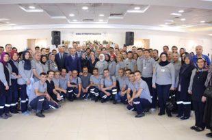 Büyükşehir'den 17 ilçeye sağlık hizmeti