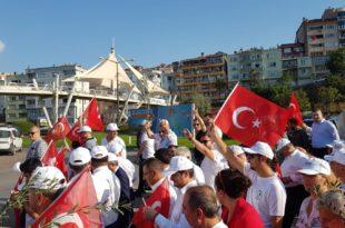 Gemlik Zeytini Festivali Renkli Görüntülere Sahne Oldu....