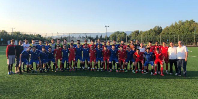 Gemlikspor U19 Durdurulamıyor