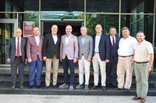 GTSO da Gemlik ve Bursa'nın sorunları ele alındı