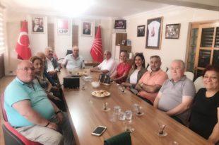 İyi Parti'den CHP ve Muhtarlara ziyaret