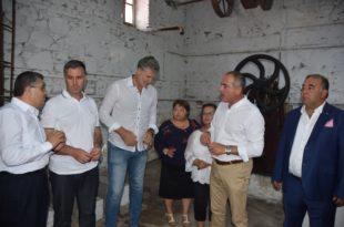 Gemlik Zeytin ve Zeytinyağı Müzesi'ne kavuştu