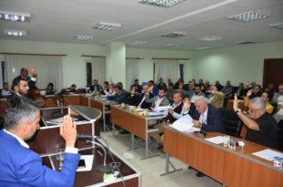 Belediye Bütçesi oy birliği ile kabul edildi