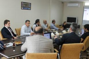 Borsa Üyelerine Eximbank Bilgilendirme Toplantısı Gerçekleşti