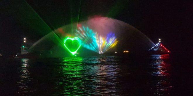 Cumhuriyet Kutlamalarında Renkli Görüntüler