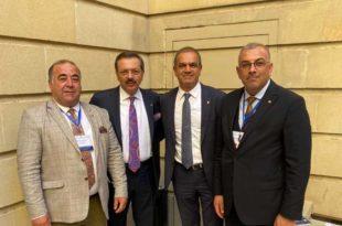 Gemlik'in Ekonomik İmkanları Azeri İş Adamlarına Anlatıldı