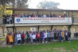 Büyükşehir'in motivasyon kampı başladı