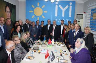 İYİ Parti'de Üye Katılımları Gerçekleştirildi