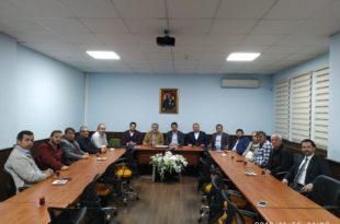 Ak Parti İl Başkan Vekili Gemlik'te Temaslarda Bulundu