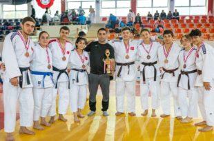 Gemlik Belediyespor Judo'da Ümitler 1. Liginde