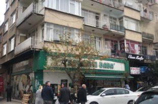 Gemlik İstiklal Caddesinde Yangın Korkuttu