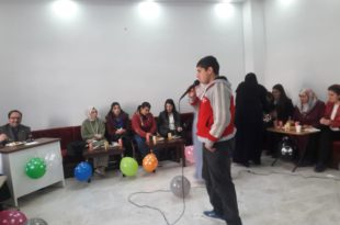 Müftülük Engelli Gençleri Ağırladı