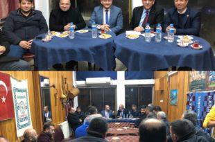 Ak Parti'den Karadenizlilere Ziyaret