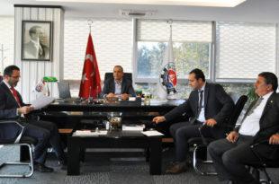 GTSO İle Kuveyt Türk Katılım Bankası Arasında Protokol İmzalandı