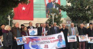 Gemlik İyi Parti'den Doğu Türkistan Tepkisi