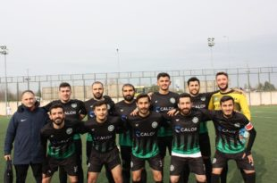 Çotanakspor Rakiplerini Bekliyor 2-0