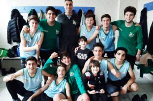U16 Budo Gemlik Basketbol ligi 2. Bitirdi