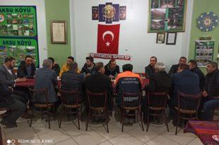 Saadet'den Fatih Özdemir'e Hayırlı Olsun Ziyareti