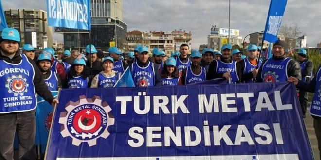 TürkMetalile MESS toplu sözleşmede uzlaştı