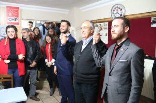 CHP'li gençlerde yeni başkan Ümit Balta