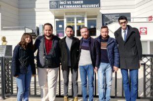 CHP'li gençlerden vefa örneği