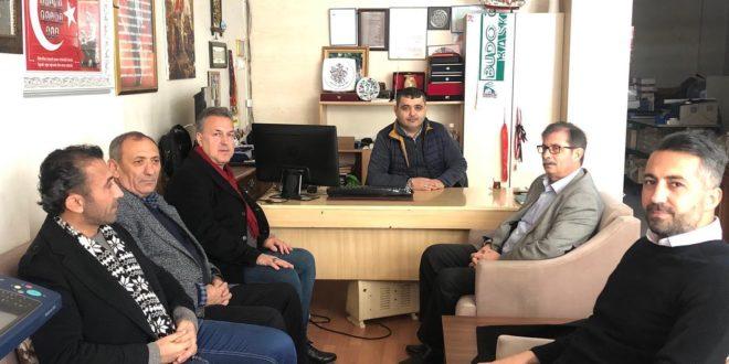 İYİ Parti'de Kürşat Beşe Adaylığını Açıkladı