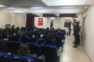 Kültür Kolejinden Fıstıklı'da Ders Çalışma Eğitimi