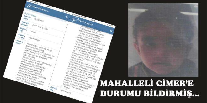 Suriyeli Çocuğun ölümünde soruşturma derinleştiriliyor