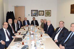 Çakır Tarım Kurulu Toplantısına Katılım Sağladı