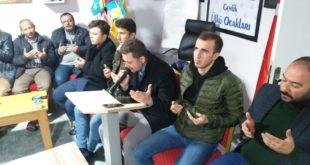 Ülkü Ocakları Fırat Yılmaz Çakıroğlu'nu andı