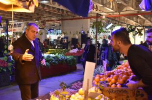 Başkan Sertaslan'dan Kapalı Pazar Denetimi