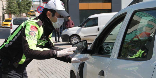 Trafik Şube, Toplu Taşıma Araçlarında Denetime Devam Ediyor